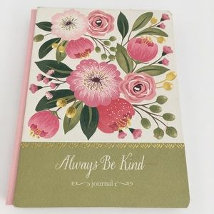 Always Be Kind Deluxe Cloth Spine Journal